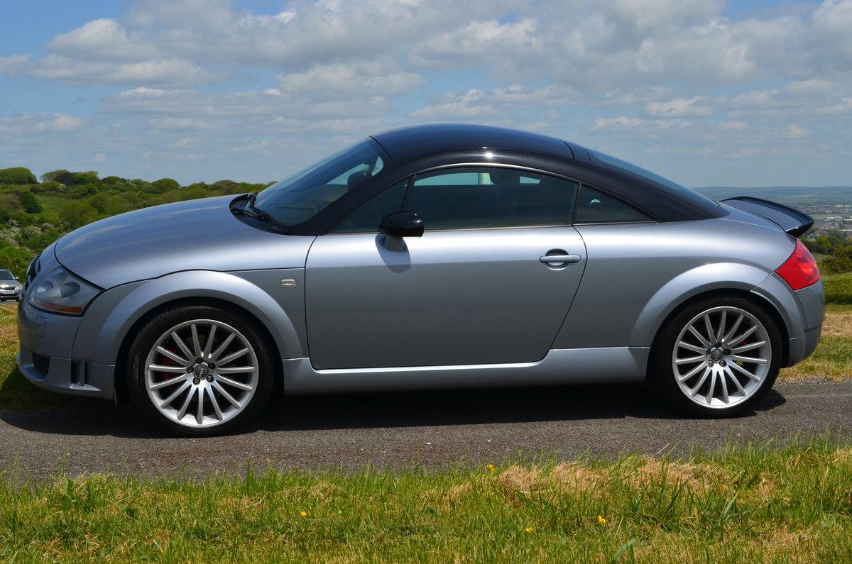 2005 Audi TT Mk1 Quattro 240 Special Edition For Sale (picture 1 of 6)