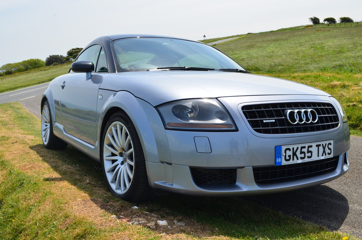 2005 Audi TT Mk1 Quattro 240 Special Edition For Sale (picture 2 of 6)