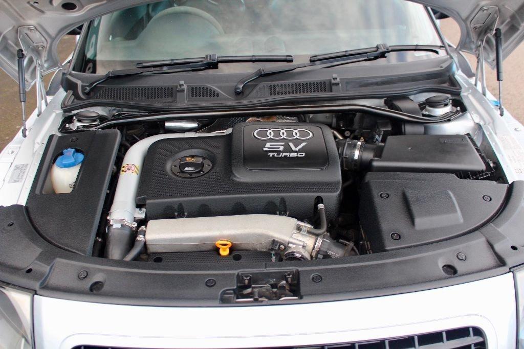 2005 Audi TT Mk1 Quattro 240 Special Edition For Sale (picture 4 of 6)