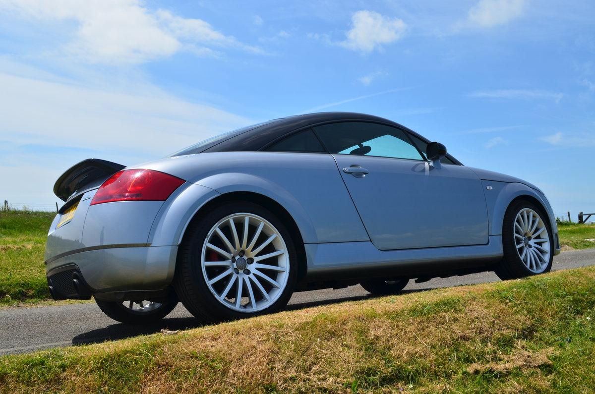 2005 Audi TT Mk1 Quattro 240 Special Edition For Sale (picture 6 of 6)