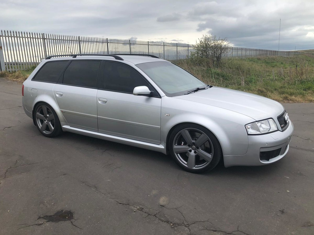 2004 Audi RS6 Plus C5 For Sale (picture 1 of 6)