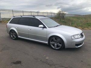 Audi RS6 Plus C5