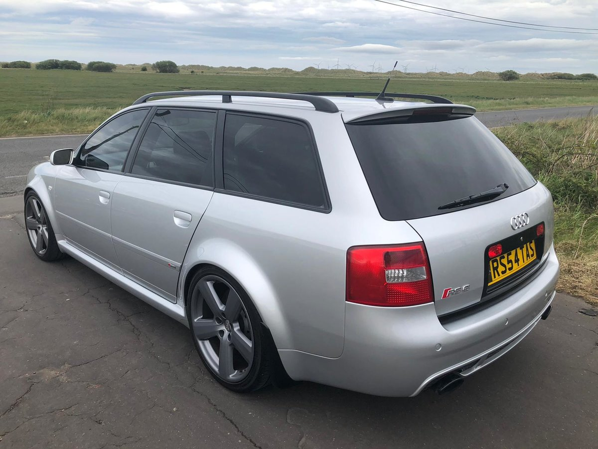 2004 Audi RS6 Plus C5 For Sale (picture 2 of 6)