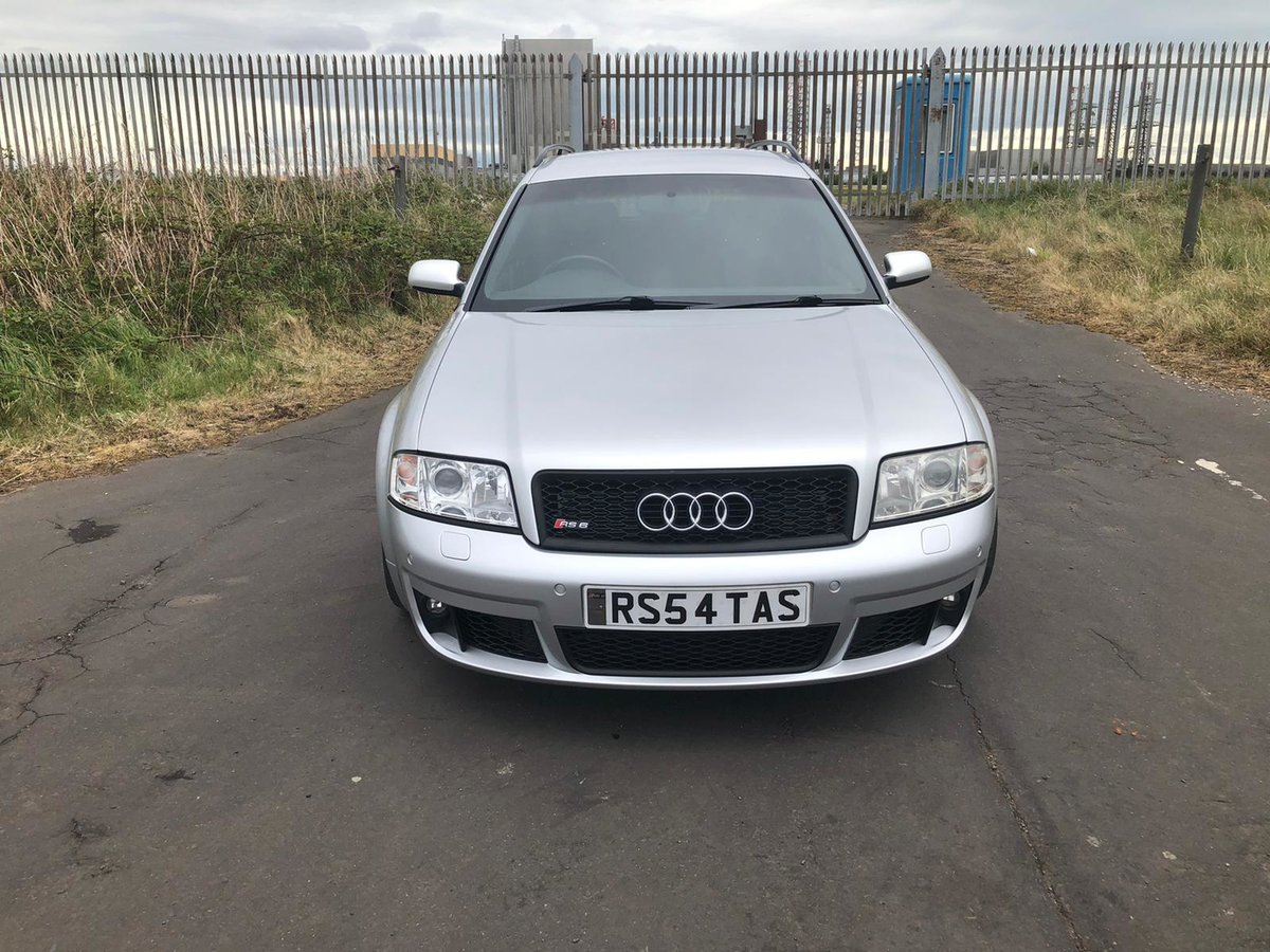 2004 Audi RS6 Plus C5 For Sale (picture 4 of 6)