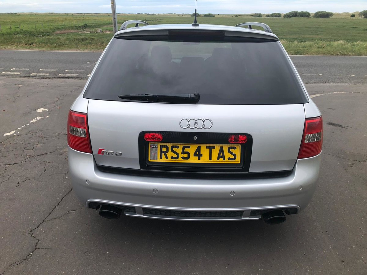 2004 Audi RS6 Plus C5 For Sale (picture 5 of 6)