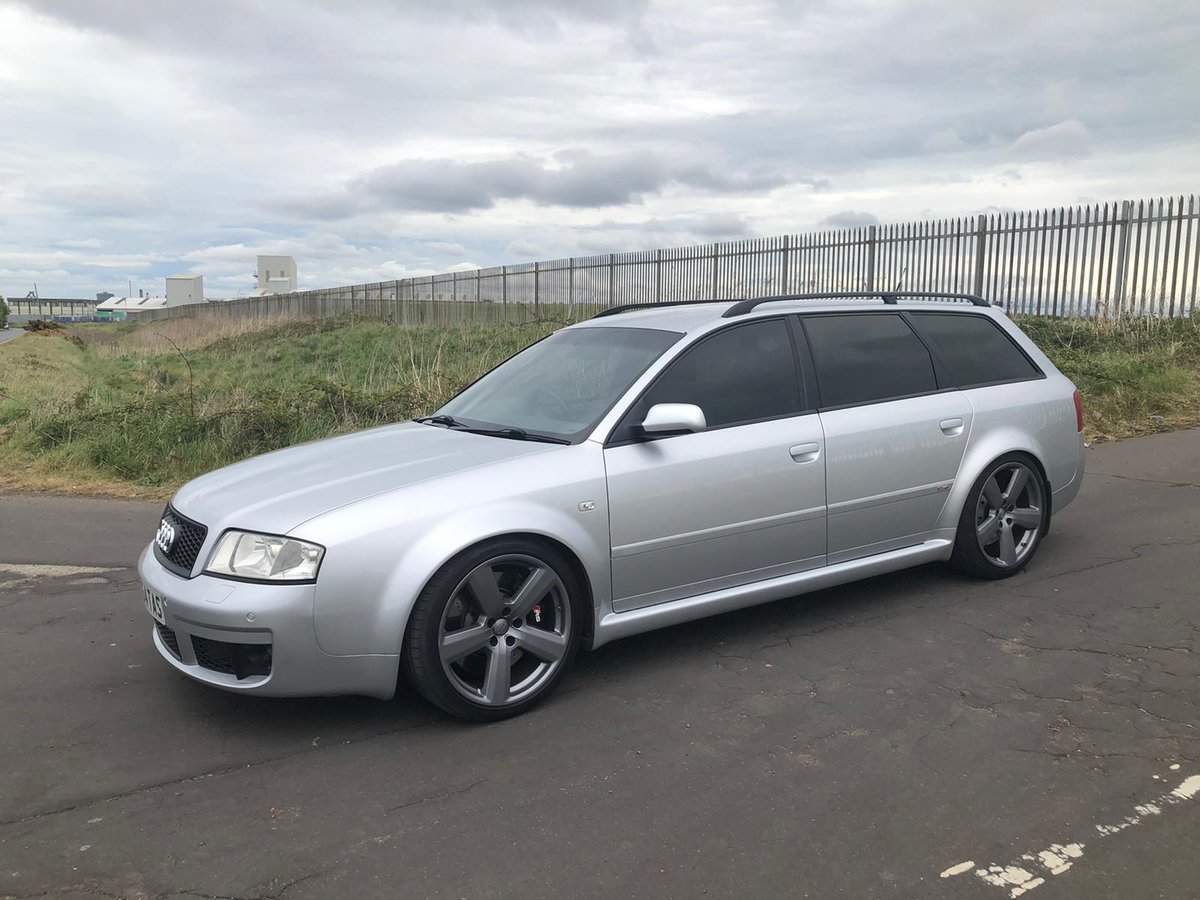 2004 Audi RS6 Plus C5 For Sale (picture 6 of 6)