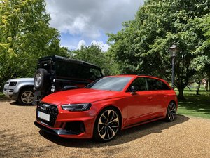 2018 Audi RS4 (B9)  - Perfect Condition