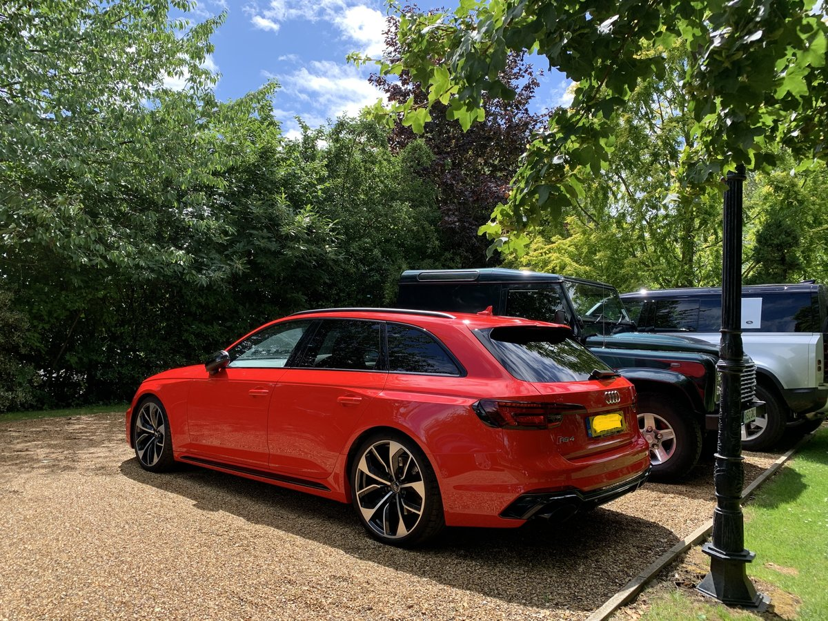 2018 Audi RS4 (B9)  - Perfect Condition For Sale (picture 2 of 6)
