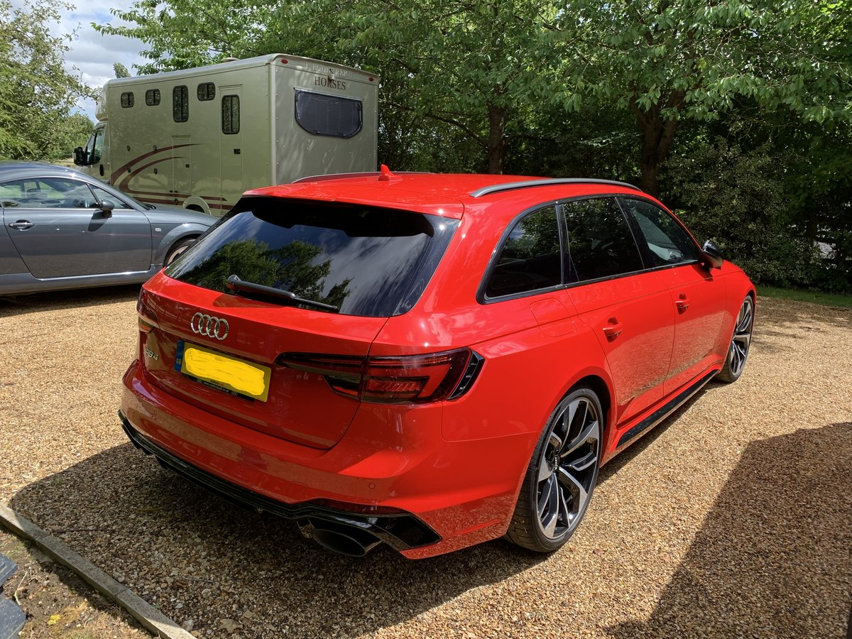 2018 Audi RS4 (B9)  - Perfect Condition For Sale (picture 3 of 6)
