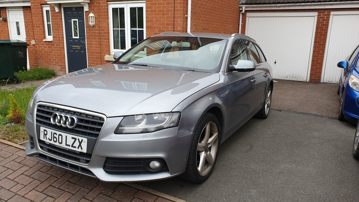 2011 Audi A4 Avant 2.0 TDI Technik 5dr For Sale (picture 1 of 4)
