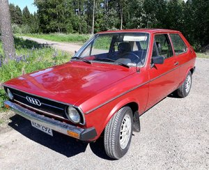 1975 AUDI 50 2D Sedan 50GL For Sale