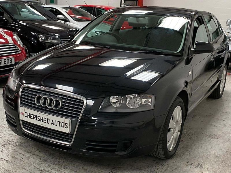 2006 Audi A3 5DR 1.6 Special Edition Sportback*GEN 59,000 MILES* For Sale (picture 1 of 6)