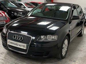 Audi A3 5DR 1.6 Special Edition Sportback*GEN 59,000 MILES*