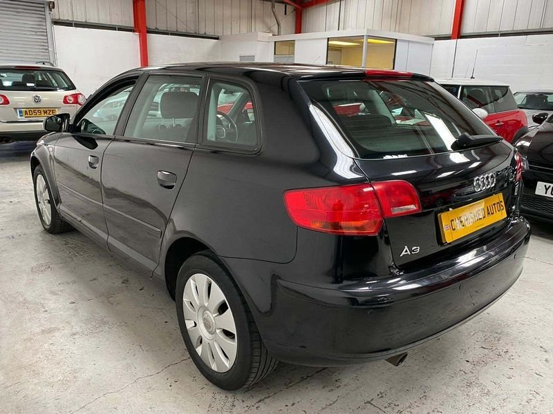 2006 Audi A3 5DR 1.6 Special Edition Sportback*GEN 59,000 MILES* For Sale (picture 2 of 6)