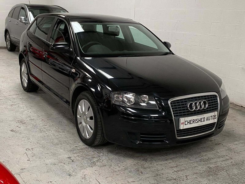 2006 Audi A3 5DR 1.6 Special Edition Sportback*GEN 59,000 MILES* For Sale (picture 3 of 6)