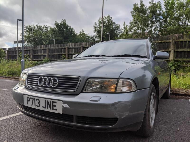 1997 Audi A4 2.6 SE Avant Manual For Sale (picture 6 of 6)