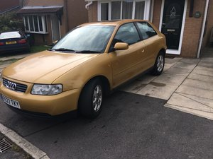 1997 Audi A3, new clutch full ,service history