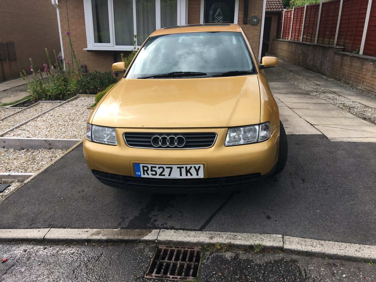 1997 Audi A3, new clutch full ,service history For Sale (picture 2 of 5)