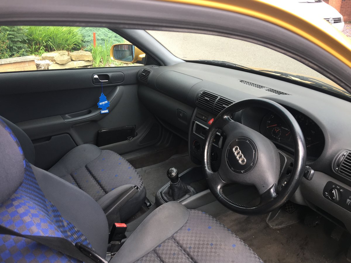 1997 Audi A3, new clutch full ,service history For Sale (picture 3 of 5)