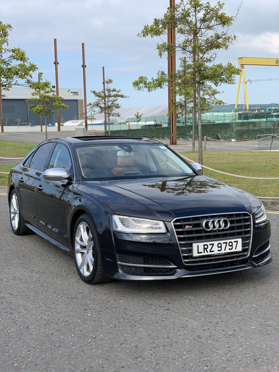 2017 523bhp Audi S8 - One Owner For Sale (picture 1 of 6)