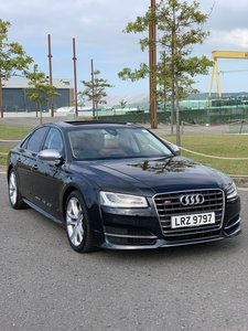 523bhp Audi S8 - One Owner