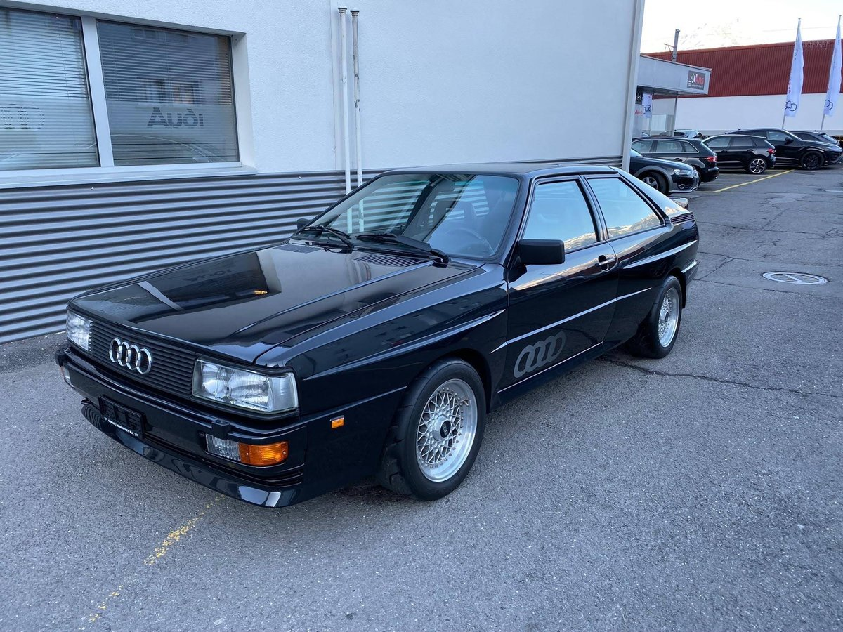 1990 Audi quattro Turbo 20V For Sale (picture 1 of 6)