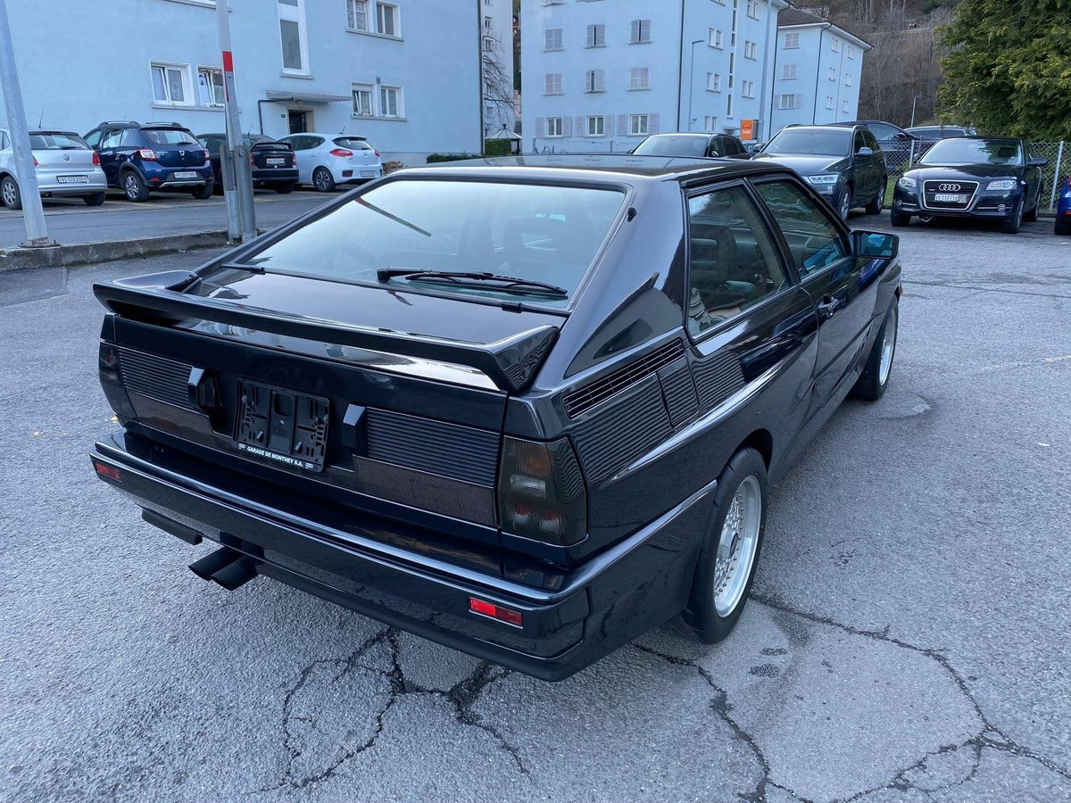 1990 Audi quattro Turbo 20V For Sale (picture 4 of 6)