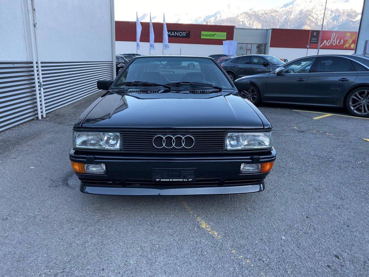 1990 Audi quattro Turbo 20V For Sale (picture 6 of 6)