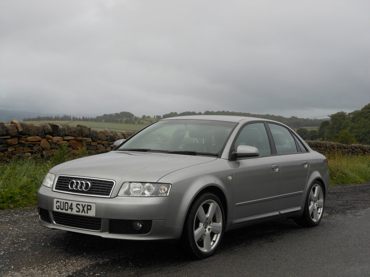 2004 Audi A4 1.8T 190BHP 6SPD S-LINE 2 Former +FSH + 93K SOLD (picture 4 of 6)