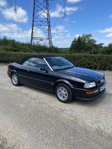 1995 Audi Cabriolet 2.6 V6 Auto