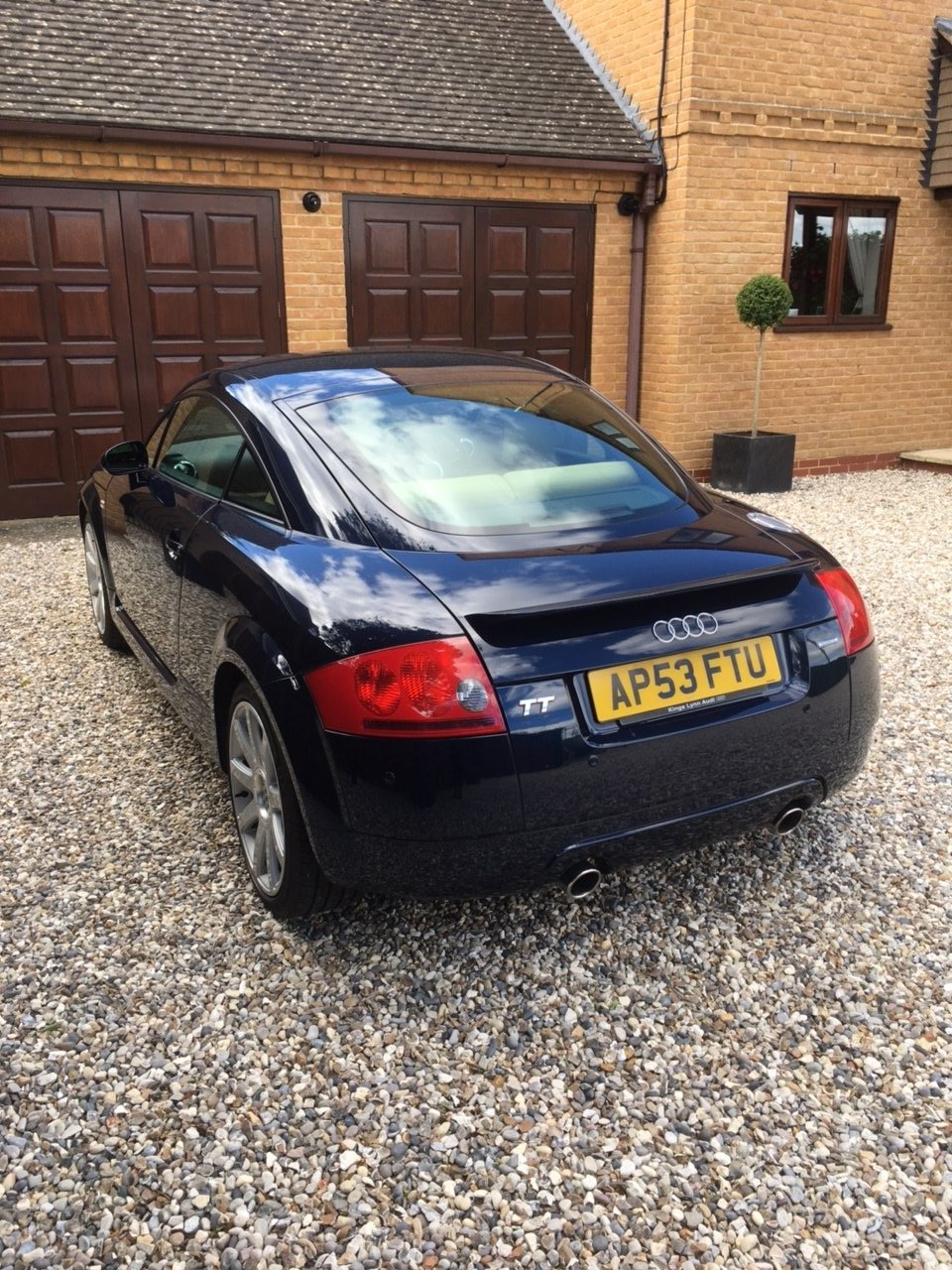 2004 Audi TT As new - dream car For Sale (picture 1 of 6)