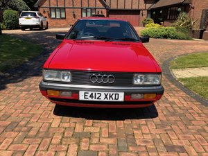 Audi Coupe GT b2 5cyl 2226cc