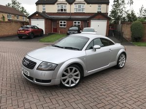 2002 2003 Audi TT 225bhp*Quattro*Facelift*105k*BOSE*Leather*MINT*