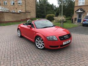 2003 Audi TT 225bhp*Quattro*Convertible*Low Miles*BOSE*MINT*