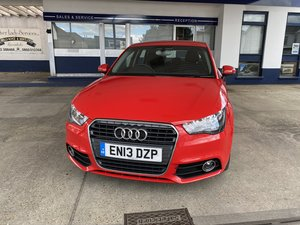2013 Audi A1 1.4 TFSI Sports 5 Door Hatchback SOLD