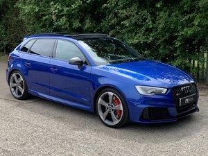Audi RS3 2.5 TFSI Quattro 2015 - Pan Roof - SS Seats + B&O