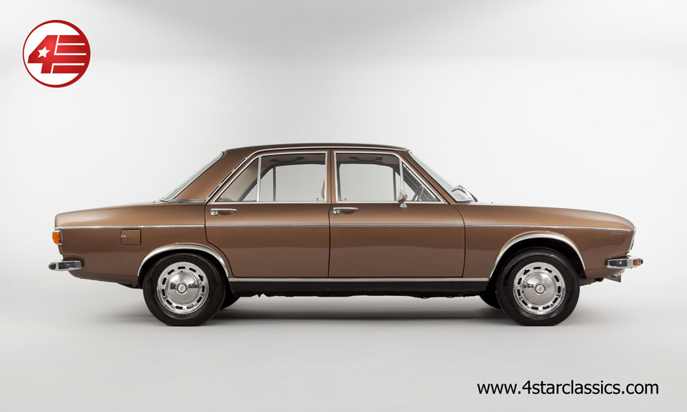 1973 Audi 100 GL /// Just 38k Miles From New! For Sale (picture 2 of 6)