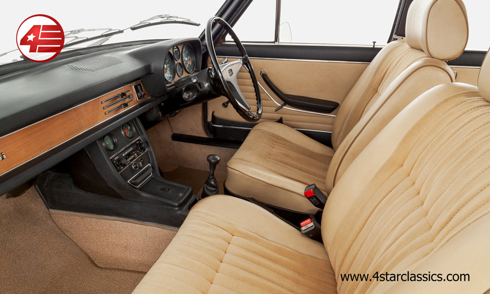 1973 Audi 100 GL /// Just 38k Miles From New! For Sale (picture 4 of 6)