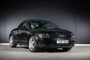 2001 Audi TT 1,8 T - No reserve