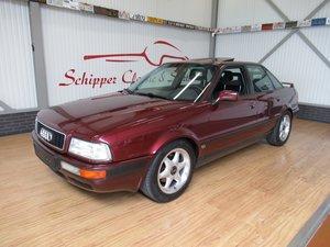 1994 Audi 80 B4 V6 2.8L Last model year / Rubinrot Metallic For Sale