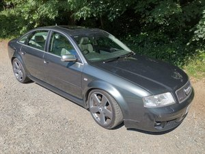 2004 RS6 C4 Saloon FSH (15 Stamps)