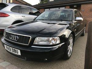 2001 Rare Audi S8 D2 huge spec, full history, long mot! For Sale