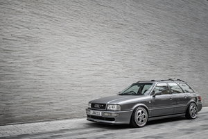 Deposit taken for the vehicle - Audi 80 avant 2.6