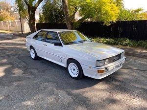 Picture of 1983 AUDI UR QUATTRO!