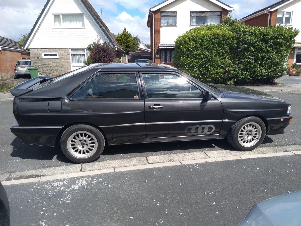 1986 Audi UR Quattro  For Sale (picture 1 of 3)