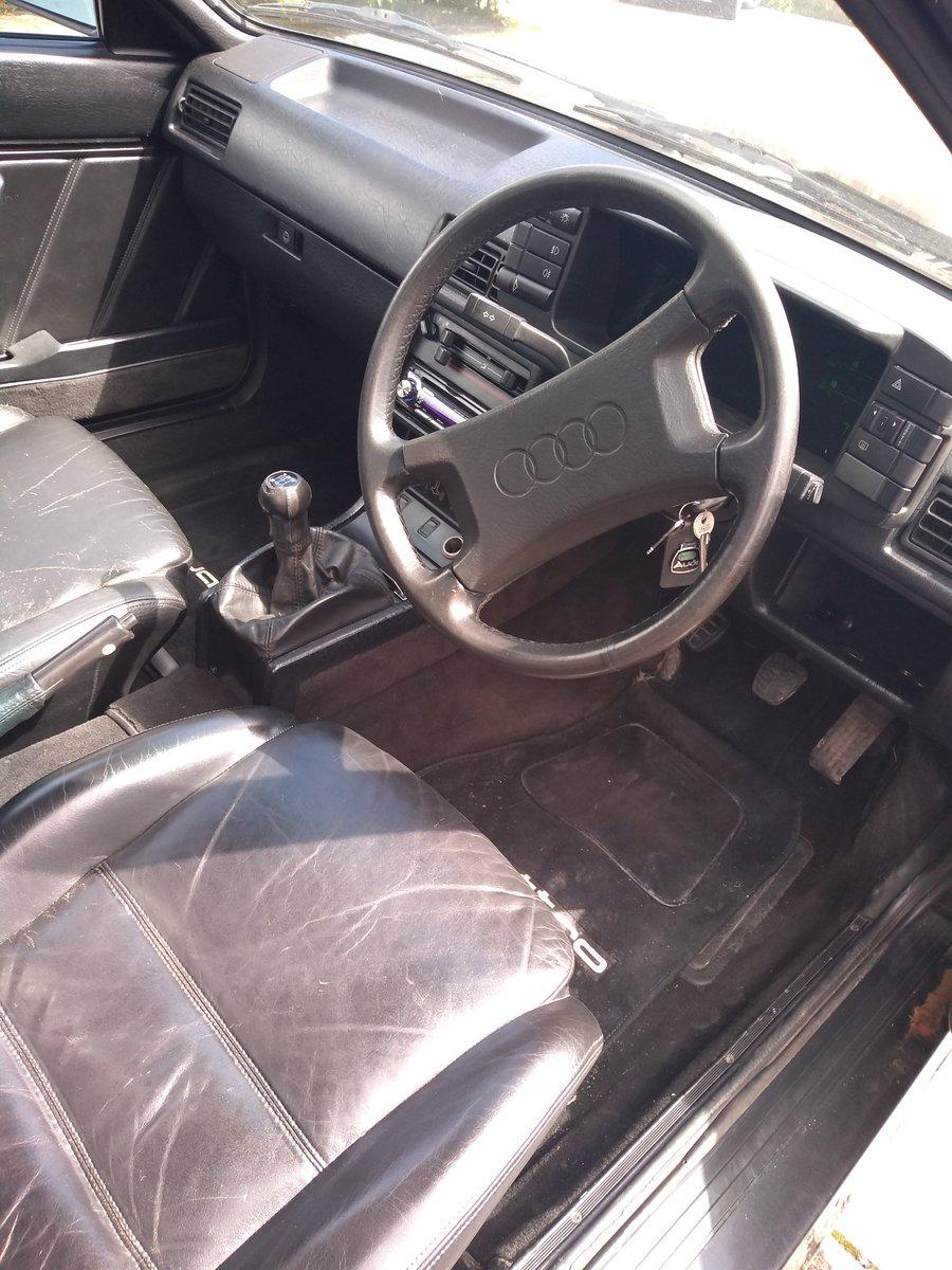 1986 Audi UR Quattro  For Sale (picture 2 of 3)