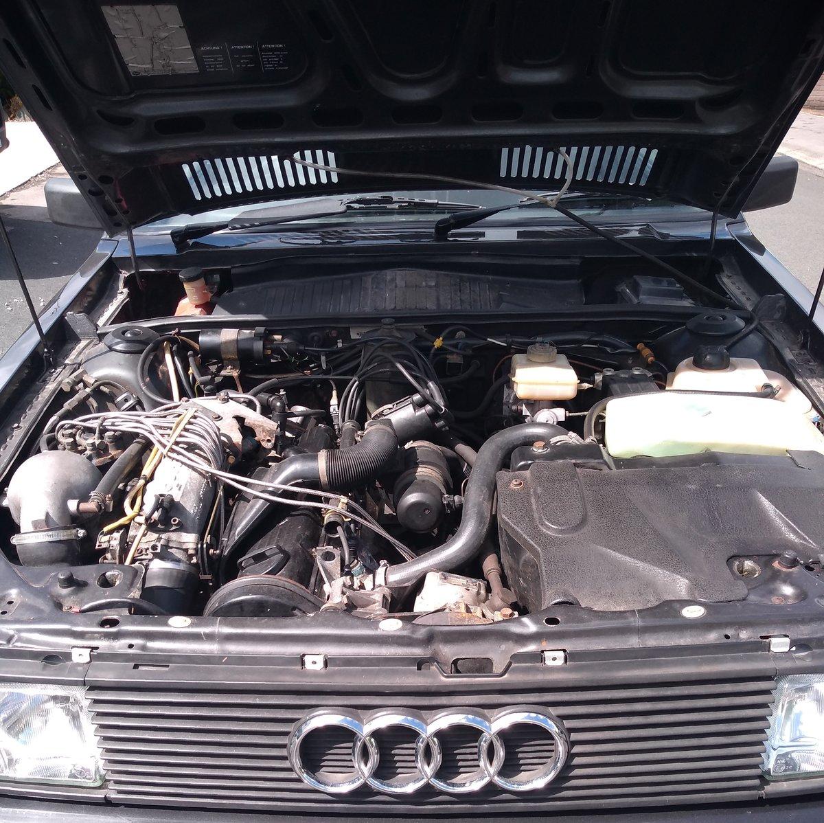 1986 Audi UR Quattro  For Sale (picture 3 of 3)