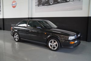 AUDI S2 Coupe - great example (1991)