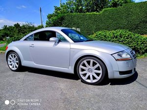 2003 Audi TT 225 MK1 FSH BARGAIN