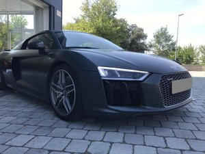LHD - Audi R8 5.2 V10 Plus - 610PS - only 29.000km